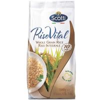 Рис Scotti RisoVital коричневий 500г