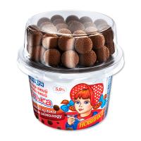 Десерт ВБД Машенька сирковий+шокол.злакові кульки 5% 140г х8
