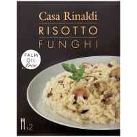Різотто Casa Rinaldi з білими грибами 175г