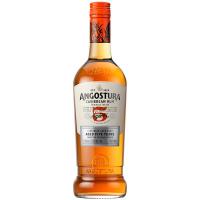 Ром Angostura 5років 40% 0,7л