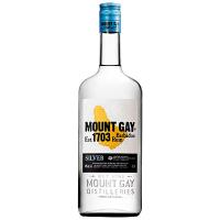 Ром Mount Gay Silver 40% 0.7л