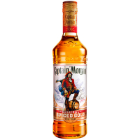 Ром Spiced Gold TM Captain Morgan Шотландія 1л