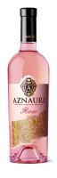 Вино Aznauri Rose рожеве напівсолодке 9-13% 0,75л