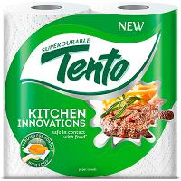 Рушник паперовий рулонний Tento Kitchen Innovations, 2 шт.