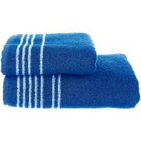 Рушник Янатекс махровий 50*85см синій