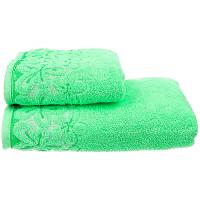 Рушник Янатекс махровий 70*130см dante 171 зелений