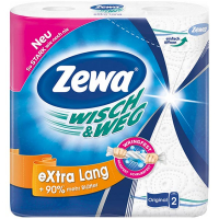 Рушники паперові Zewa Wisch&Weg 2шт