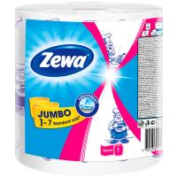 Рушники Zewa Design Jumbo паперові кухонні 2шар. 325шт