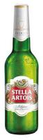 Пиво Stella Artois світле фільтроване лагер 5% 0.5л с/б