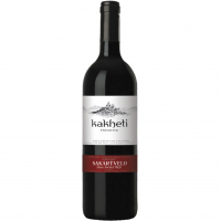 Вино Kakheti premium Сакартвело біле напівсолодке 0,75л х6