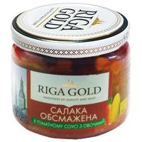 Салака Рижское Золото обсмажена в т/с з овочами с/б 280г