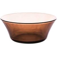 Салатниця Duralex Lys Creole 23см/2200мл коричнева 2008CF06