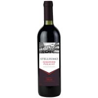 Вино Stellisimo Sangiovese Puglia IGT червоне сухе 0,75л