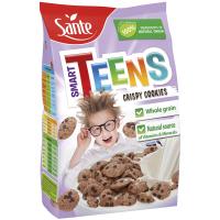 Тістечка Sante Smart Teens шоколадні 250г