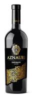 Вино Aznauri Saperavi Сапераві червоне сухе 9,5-14% 0,75л