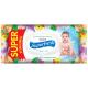 Дитячі серветки вологі гігієнічні Superfresh Baby, 120 шт.
