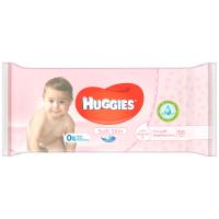 Серветки вологі Huggies Soft Skin 56шт.