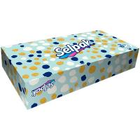 Севетки Selpak косметичні 3шар. 100шт. в коробці