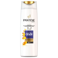 Шампунь Pantene 3в1 Додатковий объем 360мл