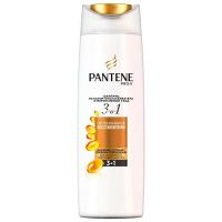 Шампунь Pantene 3в1 Інтенсивне відновлення 360мл