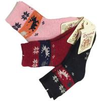 Шкарпетки Фенна дитячі ангора ZD-8601 р.25-30