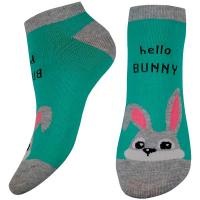 Шкарпетки Легка Хода дитячі 9243 р.22-24 м`ята