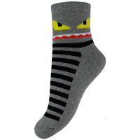 Шкарпетки Легка Хода дитячі 9249 р.18-20 сірий меланж
