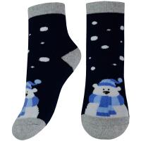 Шкарпетки Легка Хода дитячі 9250 18-20 маріне