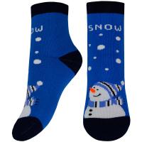 Шкарпетки Легка Хода дитячі 9253 14-16 волошковий