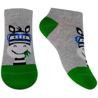 Шкарпетки Легка Хода дитячі арт.9240 р.14-16 срібло/меланж