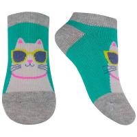 Шкарпетки Легка Хода дитячі арт.9242 р.14-16 м`ята