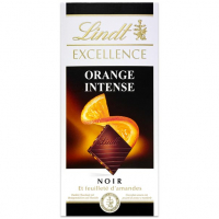 Шоколад Lindt Excellence Intense orange 100г