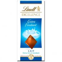 Шоколад Lindt Excellence молочний 100г