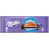 Шоколад Milka молочний з печивом Oreo 300г