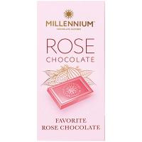 Шоколад Millennium білий Rose Favorite 100г