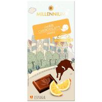 Шоколад Millennium Discover Europe Orange чорний 100г