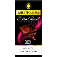 Шоколад Millennium Favorite Brut чорний 100г