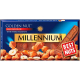 Шоколад Millennium молочний з горіхом 100г