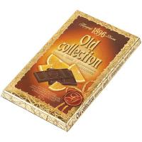 Шоколад OLD COLLECTION гіркий апельсина шматочки 200г