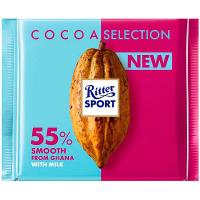 Шоколад Ritter Sport Cocoa Selection 55% 100г