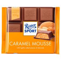Шоколад Ritter Sport Karamell-Mousse 100г