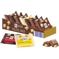 Шоколад Ritter Sport міні асорті з цільними горіхами 116г