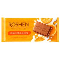 Шоколад Roshen Orange Peel & Cookies 90г