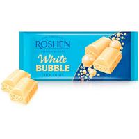 Шоколад Roshen пористий білий 80г