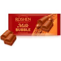 Шоколад Roshen пористий молочний 80г