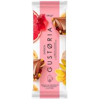 Шоколад Світоч Gustoria імбир,арахіс,желейні шматочки 100г