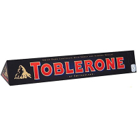 Шоколад Toblerone чорний мед та мигдаль 100г
