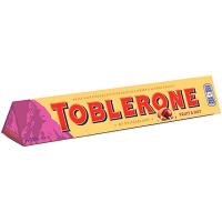 Шоколад Toblerone Fruit&Nut молочний мед та мигдаль 100г
