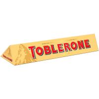Шоколад Toblerone молочний мед та мигдаль 100г