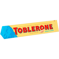 Шоколад Toblerone з мигдалем та нугою 100г
